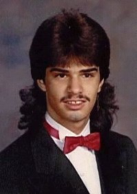 Mullet-prom