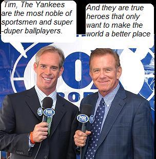 Tim and buck